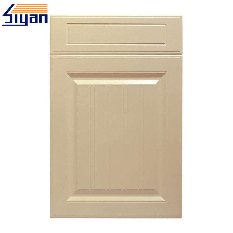 Professional Kitchen Classics Cabinet Doors Wooden Grain 468*695mm Size