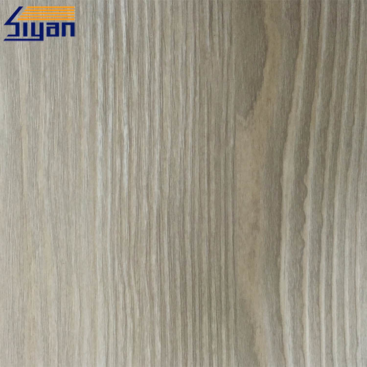 Wear Resistant PVC Decorative Foil Strip Pattern For Cabinet Doors